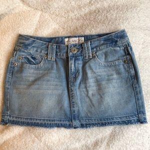 Vintage Aeropostale Denim Skirt